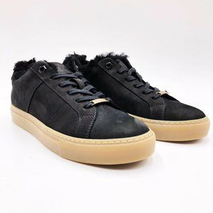 GREATS Brooklyn The Royale Shearling Sneaker Sz 7